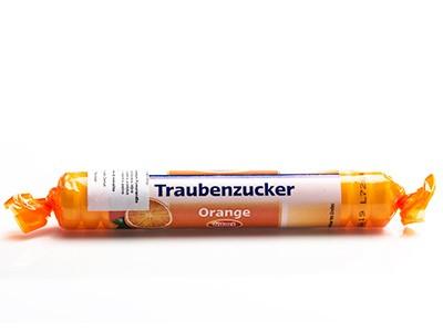 Intact tablete dekstroze sa ukusom pomorandže