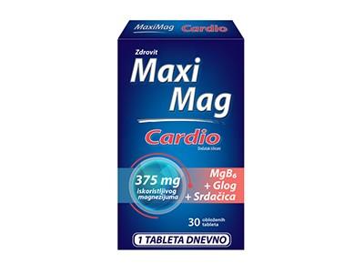 Maxi Mag Cardio