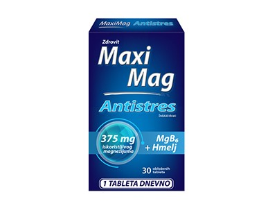 Maxi Mag Antistres
