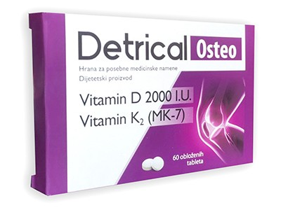 Detrical Osteo